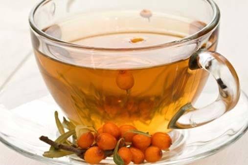 Vând 100 kg de ceai de cătină