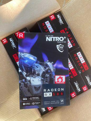 Sapphire Nitro+ RX580 8GB