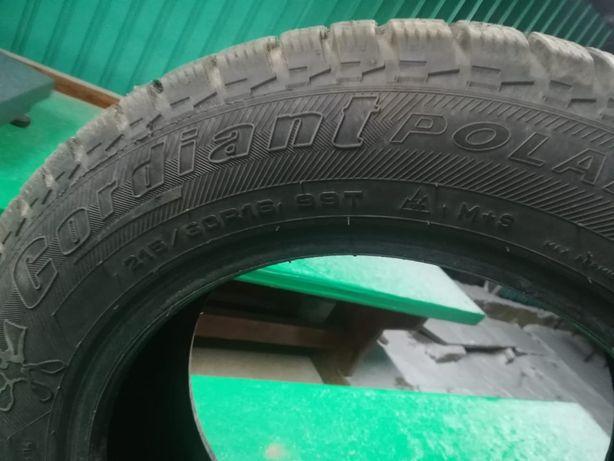 Продам зимние шины 215*60 R16
