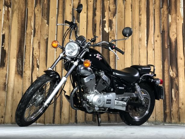 Yamaha Virago 250 / A2 / Chopper /Posibilitate Rate / Avans 0%