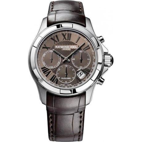 Мъжки часовник Raymond Weil Parsifal Chronograph Automatic Brown Dial