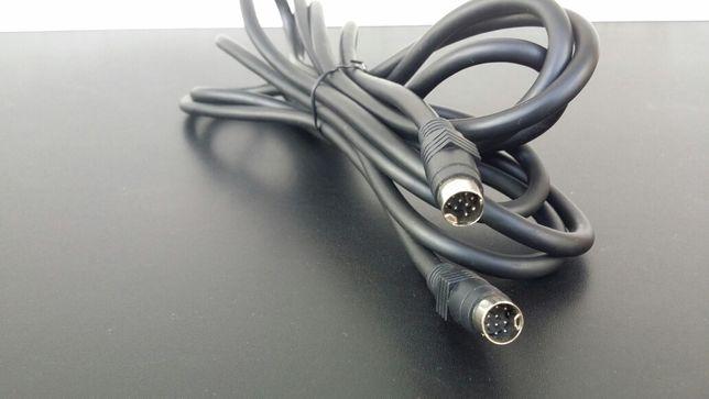 Cablu - svideo - audio - video - siliconat - 3.5 m - profesional