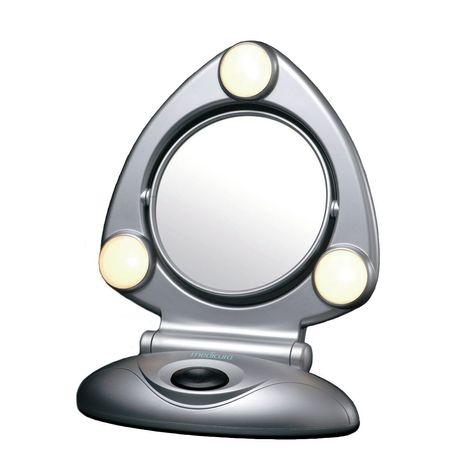 Oglinda cosmetica bifocala Medicura NOUA