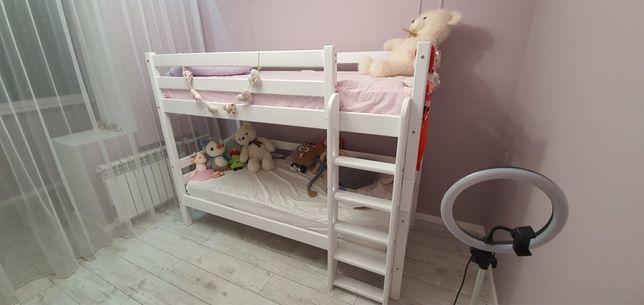 Двухърусная кровать детская