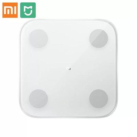 Умные весы Xiaomi Mi Smart Scale 2 Mi Body Composition (XMTZC05HM)