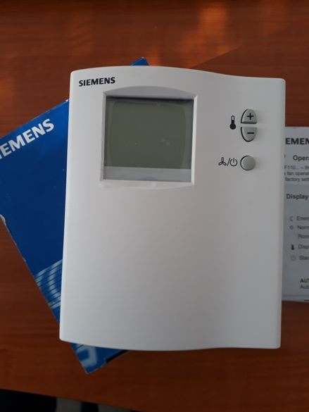 Система за контрол на стайна температура RDF110/STA23/VDN210-Siemens