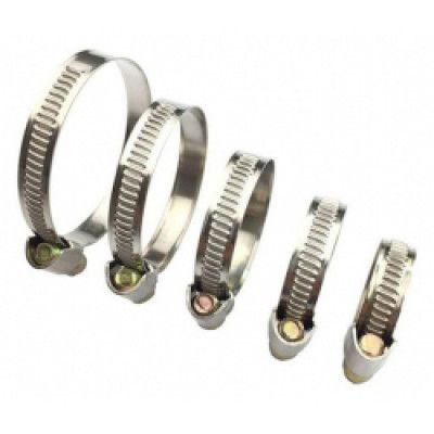 Скоби метални за водни съединения , различни размери