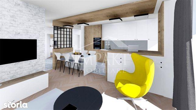 Apartament 3 camere premium, 85 mp, complex Platinia str. Constanta