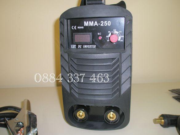 Инверторен електрожен ММА 250 А 405