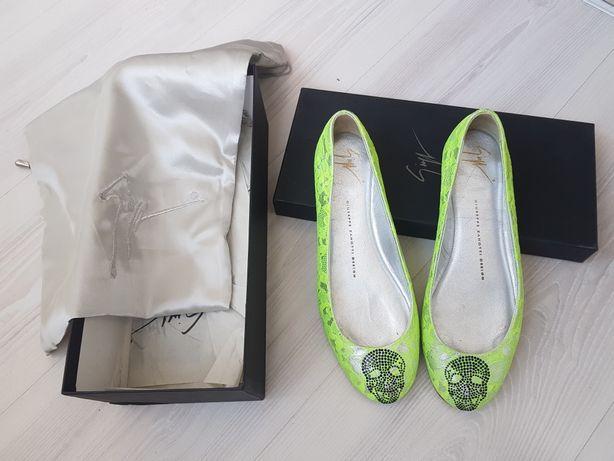Pantofi Giuseppe Zanotti nr.37 originali