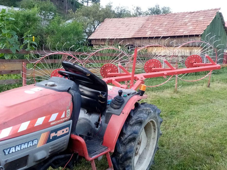 Vând tractor Yanmar Durau - imagine 1