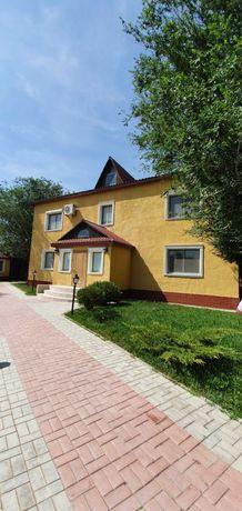 мкр Каспий в резиденции продается 2-х этажный дом 60 соток земли