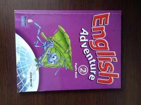Учебник по английски език Еnglish Adventure 2