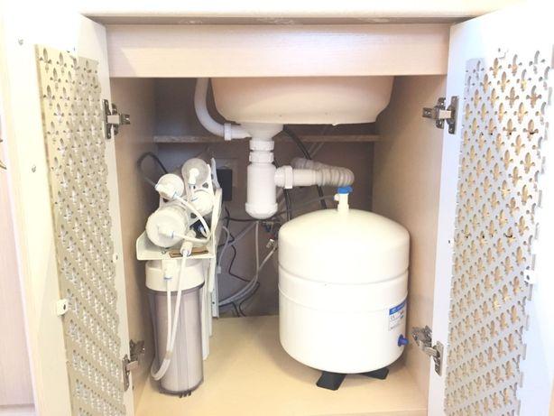 Фильтр воды в Астане