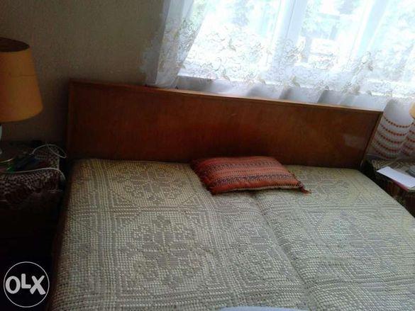 Спaлня с гардероб