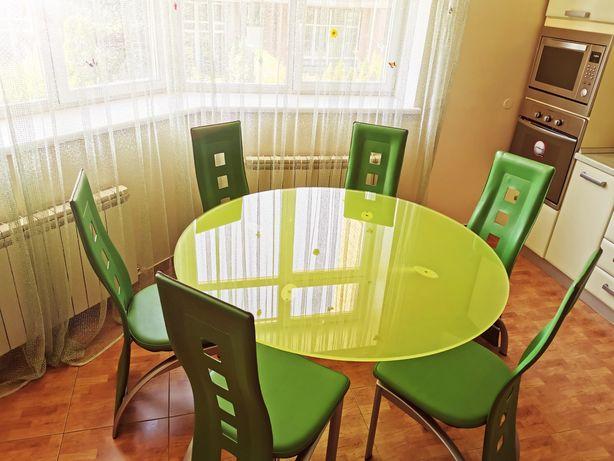Стол+6стульев Италия