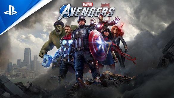 [ps4] ! Най-НИСКА ЦЕНА ! Marvel's Avengers PS4 Плейстейшън 4