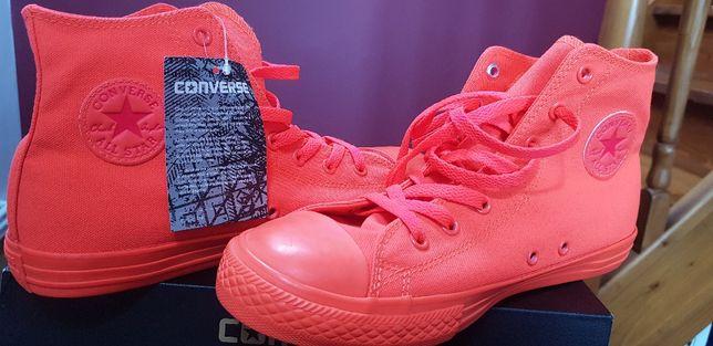 Teniși Converse, noi cu eticheta, culoare somon, mărime 38