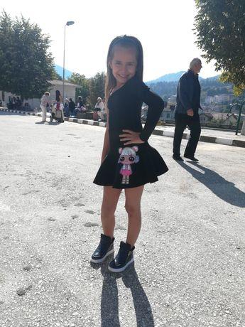 Страхотни обувки за малка дама