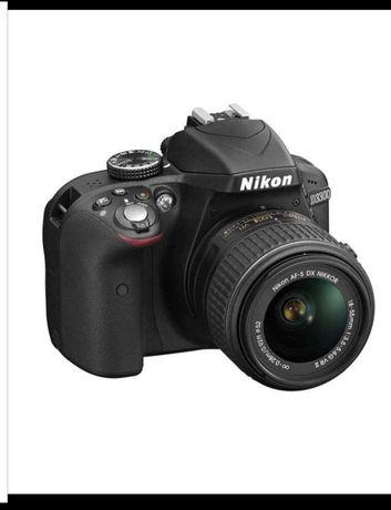 Aparat foto Nikon D3300