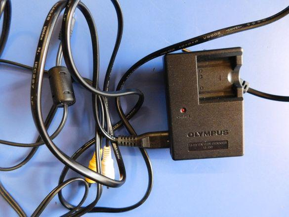 Зарядно устройство за фотоапарат olympus li-40c