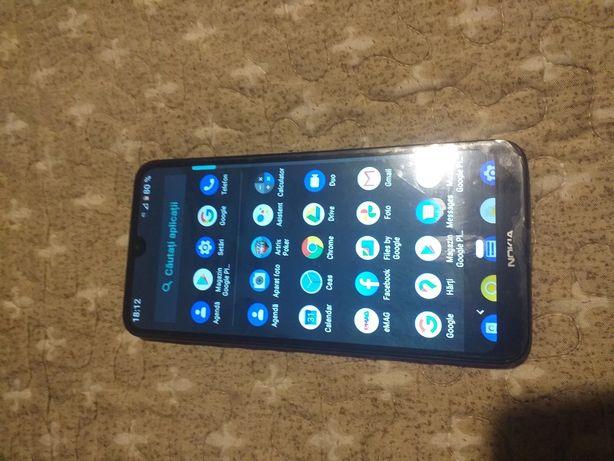 Vand telefon Nokia 3.2  320 lei si samsung a30s cu displeiu spart..220