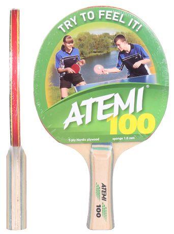 Paleta tenis de masa Atemi 100