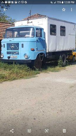 Ифа f50 фургон работилница