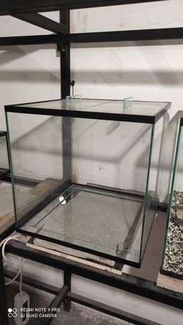 Аквариум кубик на 125 литров ( новый)