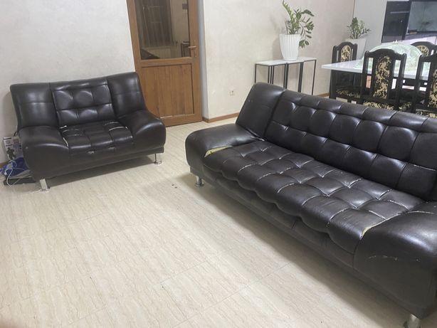 Диван и 2 кресло (набор, комплект)