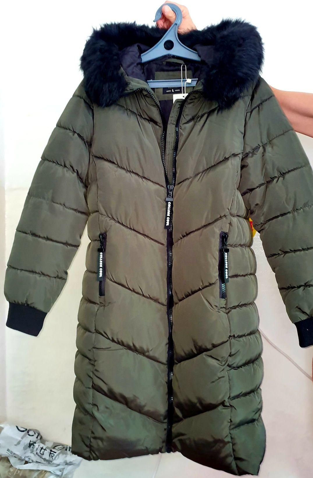 Куртка зимняя Defacto новая с биркой