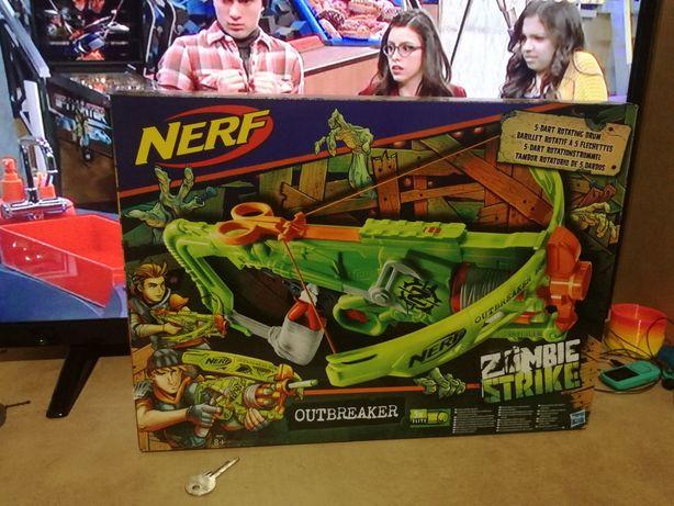Pistol Nerf