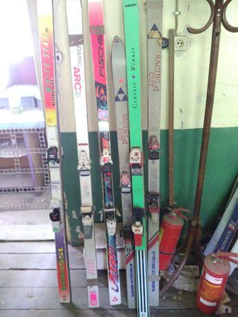 Ски за пързаляне