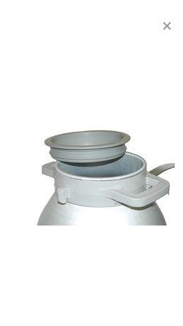 capace pentru bidoane aluminiu/inox 25litri