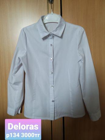 Школьная форма,блузки.