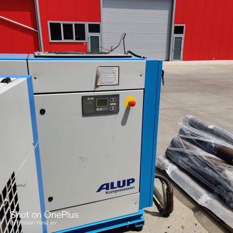 Компресор Alup 55 kw + изсушител Alup