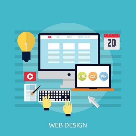 SEO - creare site web, creare logo , branding - SUCCES ONLINE