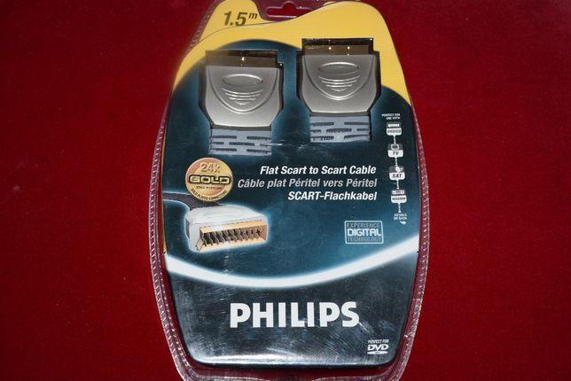Cablu scart Philips - reducere