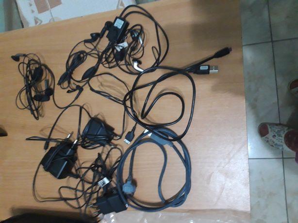Зарядные и наушники на телефоны Нокиа,лениво,наушники Самсунг по 500т