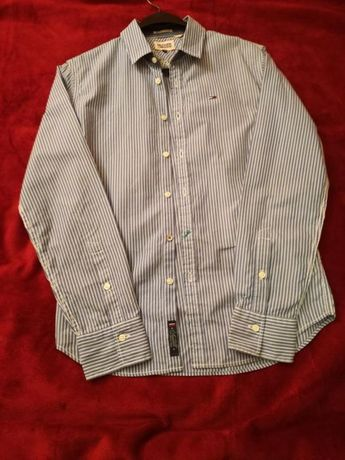 Мъжка риза с дълъг ръкав Tommy Hilfiger Denim
