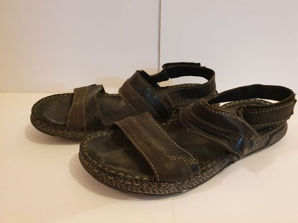 Sandale piele 41