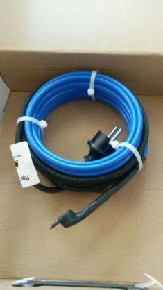 Cablu anti inghet pt exterior cu termostat incorporat