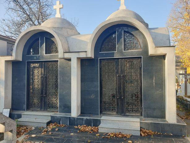 Capela Cimitirul Bellu 6 locuri