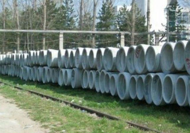 Vand tuburi din beton armat DN 500 DN 600 DN 800 DN 1000