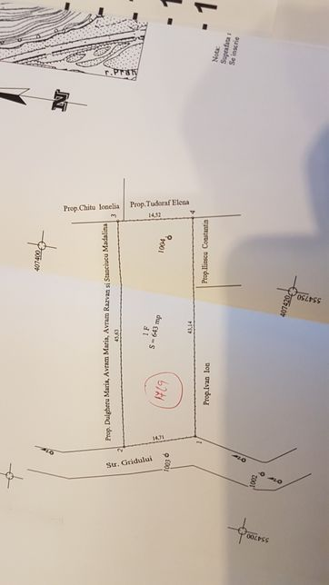 Vânzare teren intravilan Cornu, Prahova