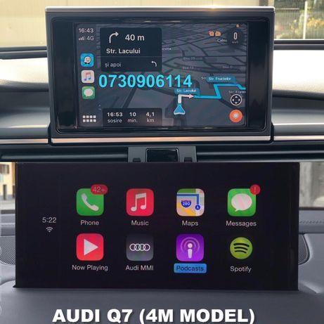 Android Auto CarPlay VW Audi Skoda Waze VIM AppConnect Harti 2020