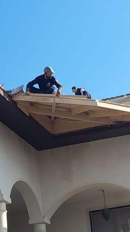 Asigurăm servicii acoperisuri
