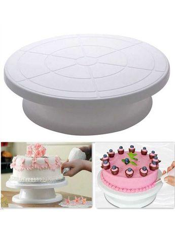 Подставка для торта вращающаяся