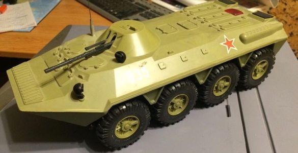 Руски / съветски БТР 80