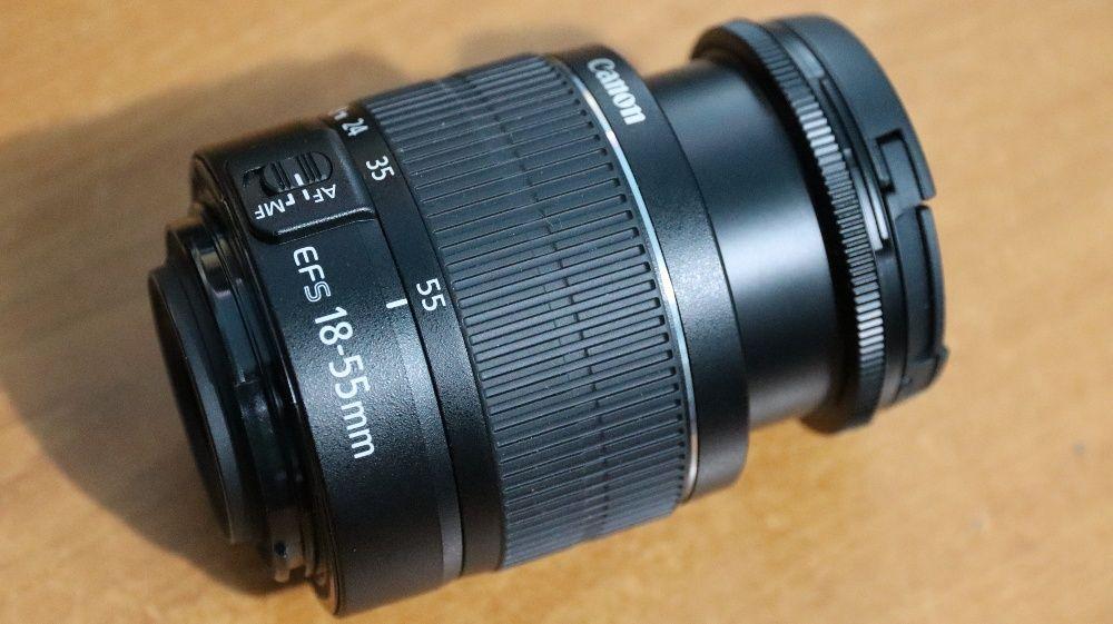 Vand/schimb Obiectiv Canon 18-55mm
